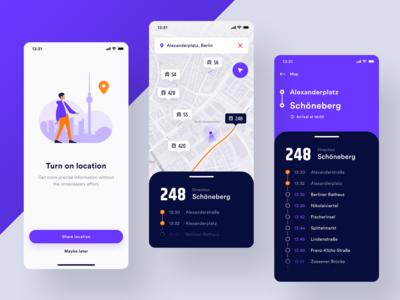 Traffic Tracker App