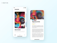 Reading App Project