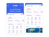 BCA Mobile Banking Re-Design