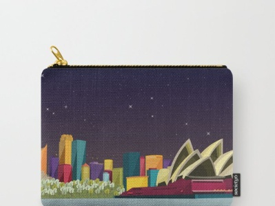 Carry-All Pouches | Sydney