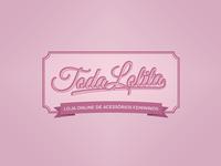 Toda Lolita Shop Branding