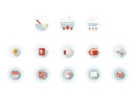 Recipe Icons