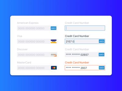 Credit Card Symbol exercise