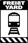 Freight Yard Sign