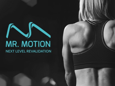 Logo Mr Motion