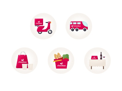 Services chowbus chinese food takeout bus food delivery grocery pickup lunch shuttle dine in