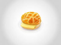 Pineapple Bun