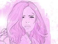 Jessica Jones illustration