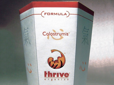 Colostrumis product natural health minerals supplements energy drink product line