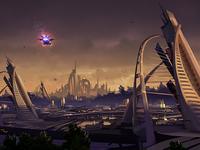 Utopia Skyline