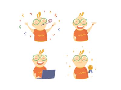 Drawbots | App Guide Character