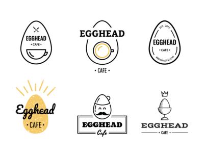 Egghead | Logo