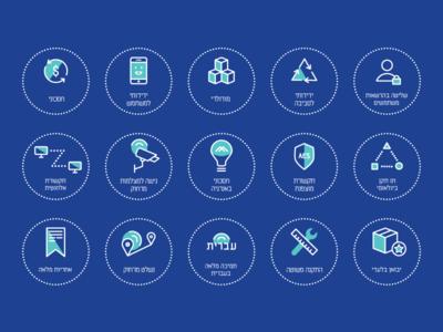 Wizeit | Icons