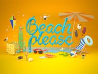 Beach Please 1