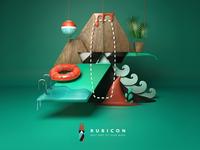 Rubicon - Nobile Wake
