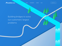 SendGrid Labs Website Exploration