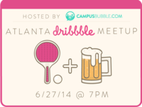 Atlanta Dribbble Meetup!