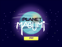 Ludum Dare Game - Planet Magumi