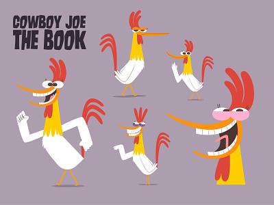 The chicken cartoon chicken digital art childrens book art humor design character design vector illustration characterdesign