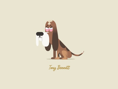 QUARANTINE MOOD jazz doggydesign dogs basset hound characterdesign childrens book humor art digital art design character design vector illustration