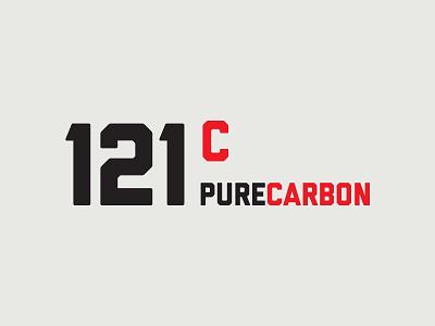 121c Pure Carbon Skateboards design branding logo brand strategy graphic design