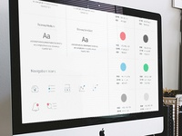Style Guide - Web App