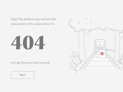 404 page - Decojent Website