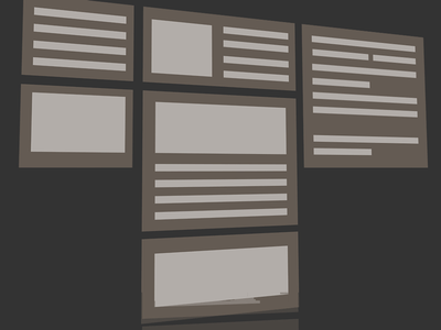 Wireframe for a flexbox project css flexbox wireframe