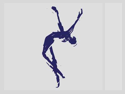 dancer dancer illustration wacom