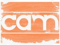 cam word mark logo