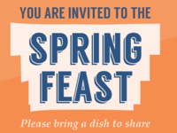 Spring feast 2014