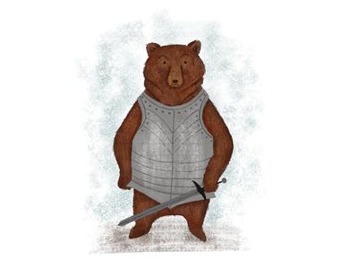 Knightly Bear