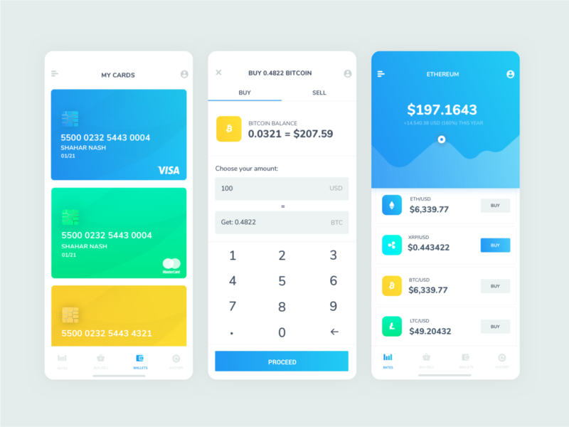 apps that trade cryptocurrency to usd ios