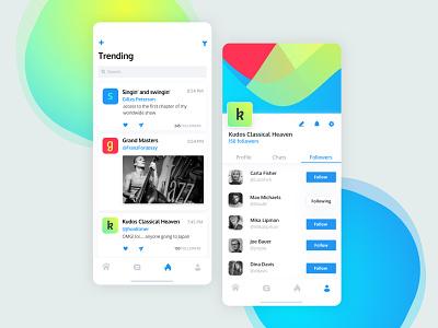 Heylo - public chat app product design design ios vector mobile white interface app israel tel aviv ux ui