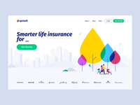 Insurtech home page