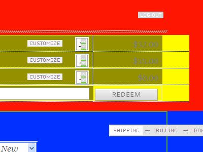 Fixing bugs in IE7 web ie7