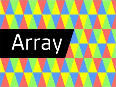 Array array identity logo gesta