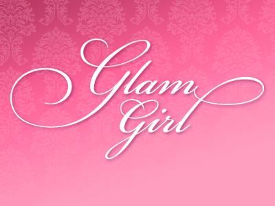 Goneshopping.ca Glam Girl Boutique type web bickham script
