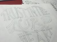 Trust sketch