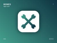 App Icon - Bones