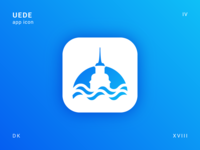 App Icon - Uede