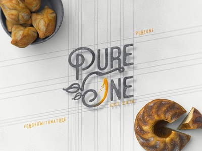 Pure One ™ / Logotype Design
