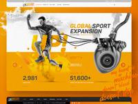 Goup!   landing page concept design 8 bits channel rgb v.1.18 3600x2700