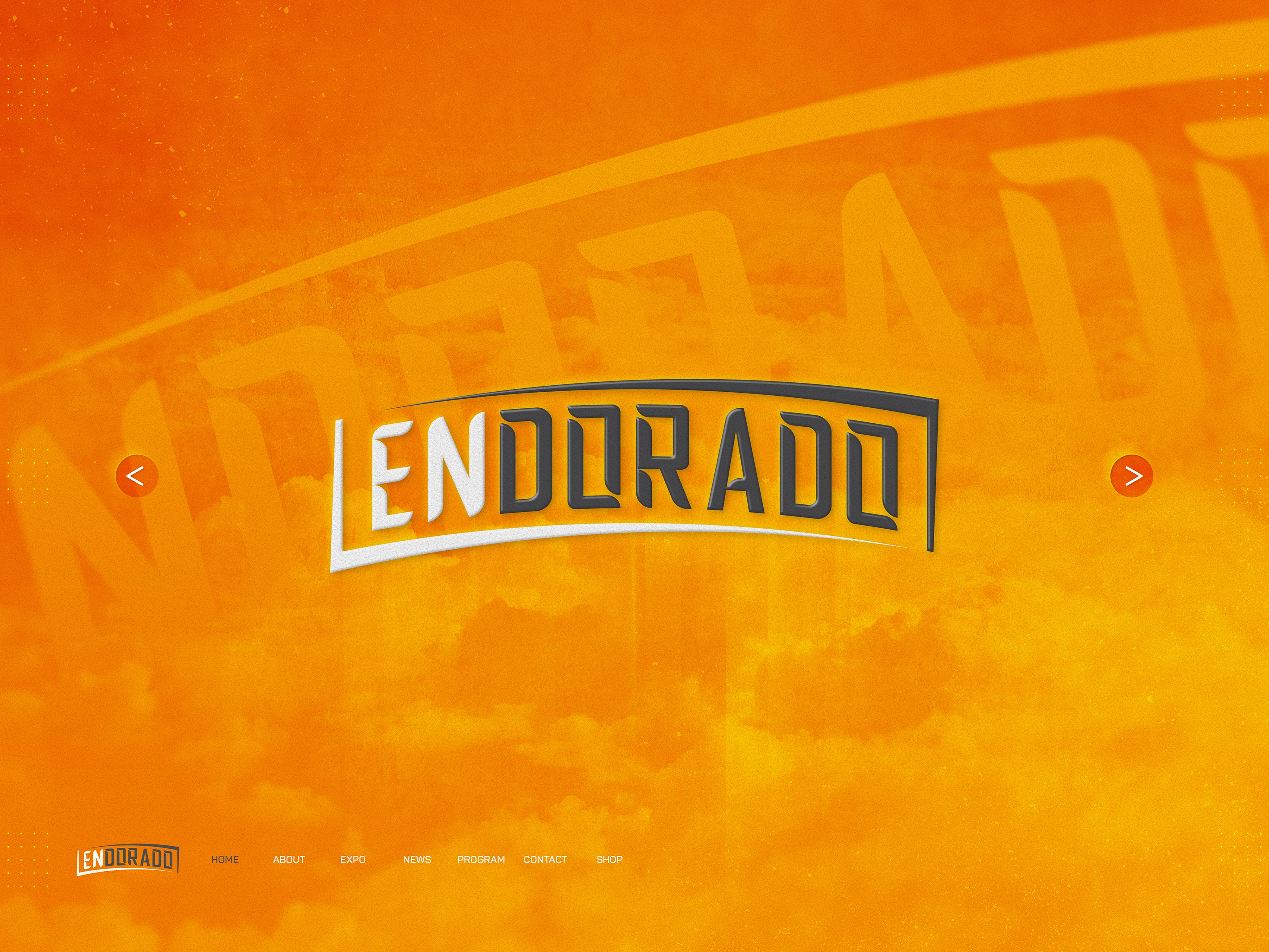 Endorado    logotype concept design v.1.1 3400x2550