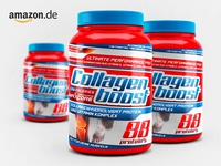 Maxcore / Collagen BOOST Product Package Design