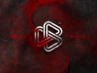 Dan Borca Co.™ / Personal Branding, Logo Symbol Construction