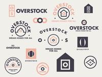 Overstock Logo Exploration