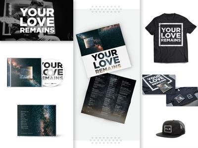 Your Love Remains Album Artwork