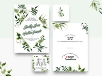 S&C Wedding Invites