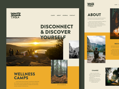 CampFolk 05 retreats health camping tents mountains adventure outdoors wellness camp